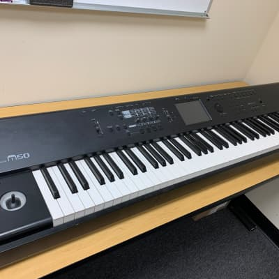 Korg M50 88-Key Music Workstation Keyboard