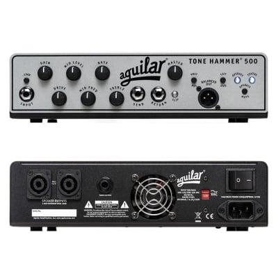 Aguilar Tone Hammer 500 Super Light 500-Watt Bass Amp Head