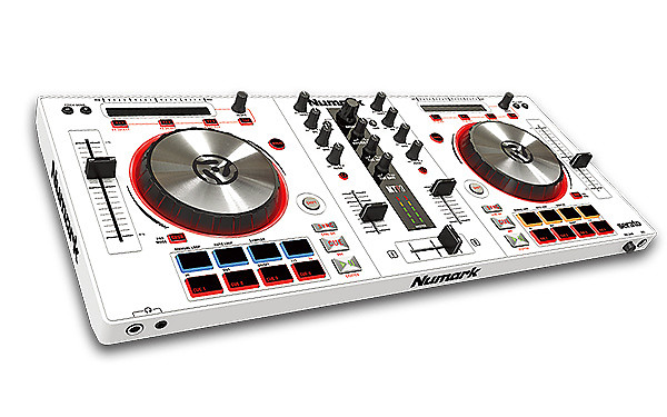 numark mixtrack pro 3 all in one dj controller for serato dj reverb. Black Bedroom Furniture Sets. Home Design Ideas