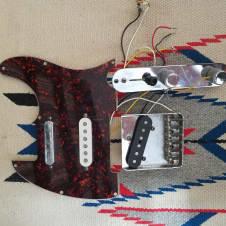 Fender Nashville Tele Telecaster Pickups Pickguard and Hardware