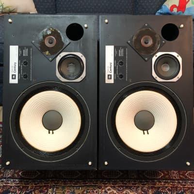 JBL L100 Century pair 1970s