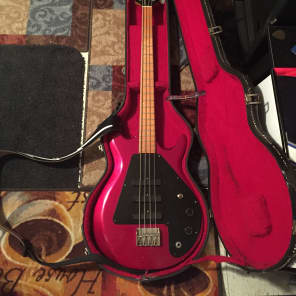 Gibson Grabber G3 Black 1975