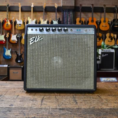 Elk FS-22 Solid State Combo 1970's for sale