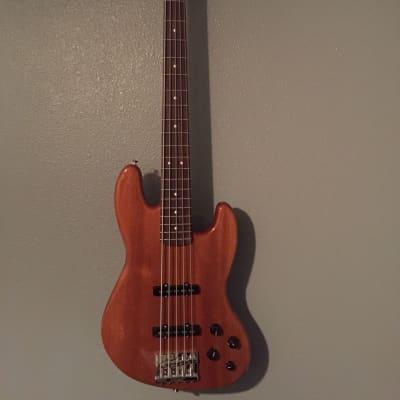 Fender Deluxe jazz bass V okoume for sale