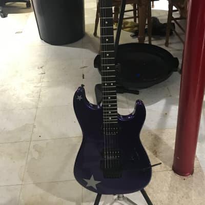 Charvel San dimas pro mod 2019 Deep metallic purple for sale