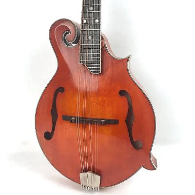 Eastman MD515/v Amber Antique Varnish F-Style Mandolin