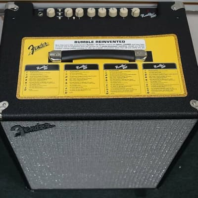 Fender Rumble 500 Bass Combo Amp *Tiny Cosmetic Flaw, FULL WARRANTY! Save $