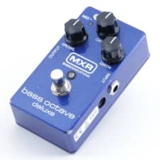 MXR M288 Bass Octave Deluxe Guitar Effects Pedal P-05325