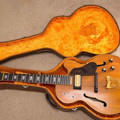Maton GE-7 (GA-7) 7 String 1976 Blonde