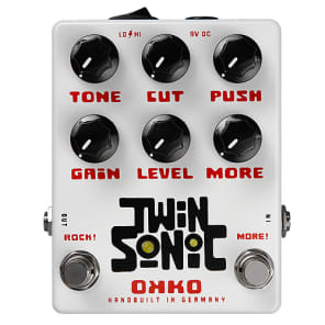 OKKO TwinSonic Overdrive for sale