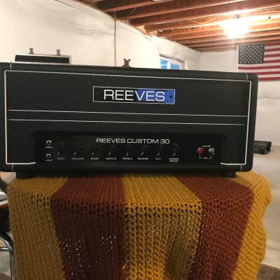 Reeves Custom 30 MKII w Power Scaling for sale