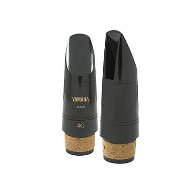 Yamaha YAC-1266 Standard Series 4C Bb Clarinet Mouthpiece