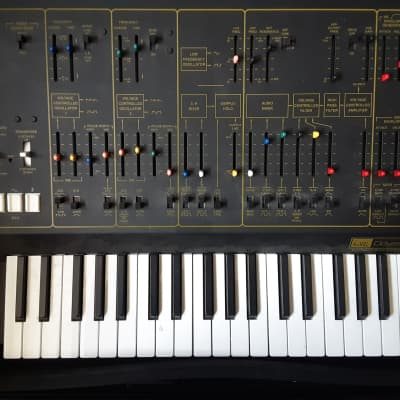 Korg ARP Odyssey FS Rev2 37-Key Duophonic Analog Synthesizer