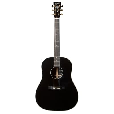 Martin Jimmy Buffett Custom Dreadnought Black Lacquer 2018