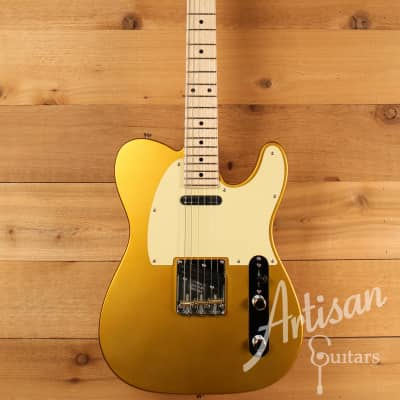 Fender Custom Shop Artist Collection Danny Gatton Signature Telelcaster, Frost Gold for sale
