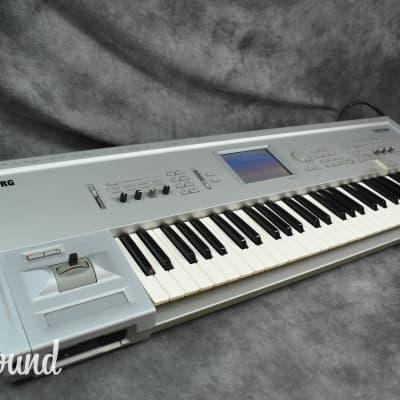 KORG Triton 61-key Music Workstation [version-2.1.0] very good condition