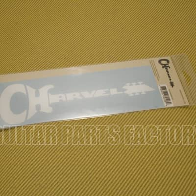 099-4887-001 Jackson Charvel USA Die Cut Guitar Logo Sticker 0994887001 image