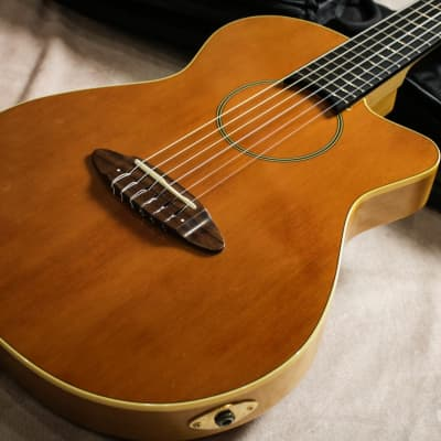 Carruthers Guitars ACN (Acoustic Electric Nylon String) Natural for sale