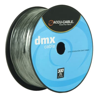 American DJ AC3CDMX300 300 Foot Spool 3 Conductor DM
