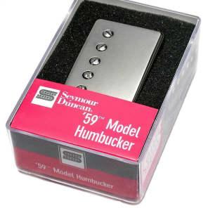 Seymour Duncan SH-1b '59 Model Humbucker Nickel Cover 4-Conductor