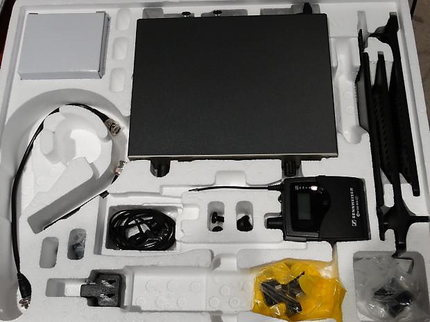 sennheiser ew 300 iem g3 in ear monitor system mint reverb. Black Bedroom Furniture Sets. Home Design Ideas
