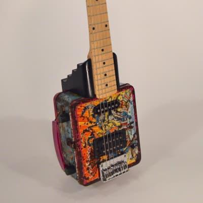 Zeedub Lunch Box Electric Guitar - DC Comics Wonder Woman for sale