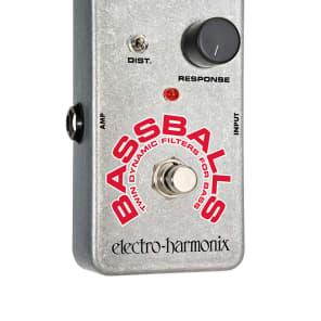 New Electro-Harmonix Bassballs Twin Dynamic Envelope Filter Effects Pedal!!