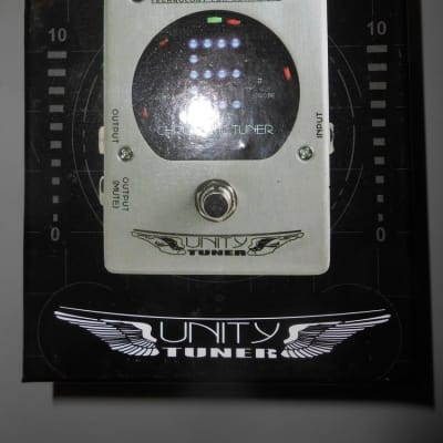 Rocktron Unity Tuner Chromatic Pedal! NIB! LOOK! for sale