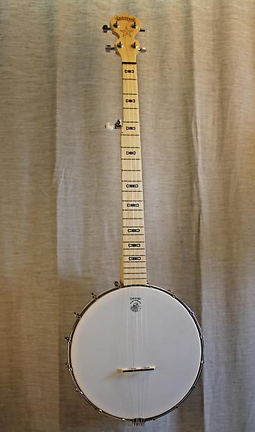 Deering Goodtime Openback Banjo (No-Knot Tailpiece) Free Gig-Bag