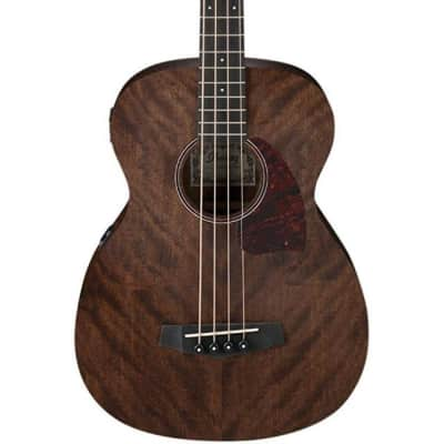 Ibanez PCBE12 4-String Acoustic-Electric Bass - PCBE12MHOPN for sale