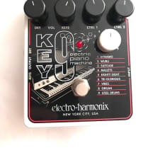 Electro Harmonix Key 9 Pedal w/Power Supply and Box