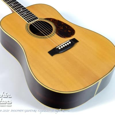 Greven Oshio-D (Brazilian Rosewood) [Pre-Owned] for sale