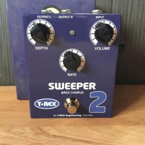 T-Rex Sweeper 2 Bass Chorus