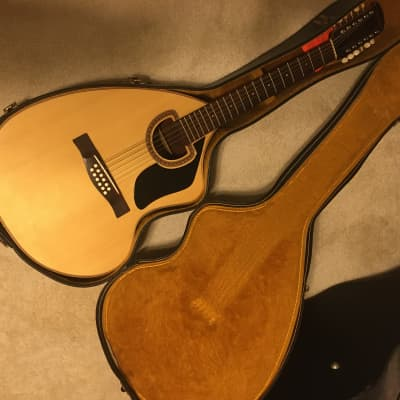 Giannini Craviola 1970 Amber for sale