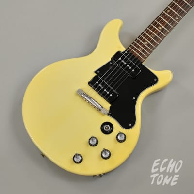 c1970s  Axiom Les Paul Special (TV Yellow, HSC) for sale
