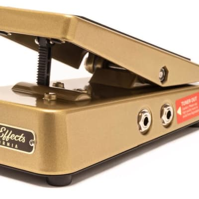 Xotic Effects High Impedance 250k Volume pedal - gold for sale