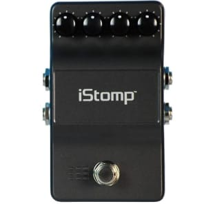 Digitech iStomp Effect Pedal with iOS Compatibility