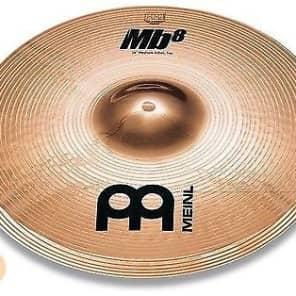 """Meinl 13"""" Mb8 Medium Hi-Hat (Pair)"""