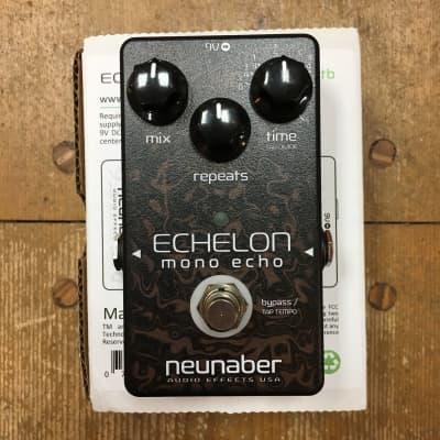 Neunaber Audio Effects Echelon Mono Echo (True Bypass)