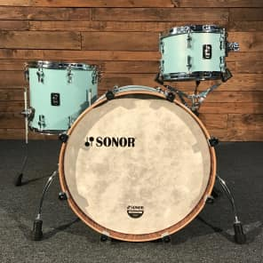 """Sonor SQ1 Series 3-Piece Birch Shell Pack with 20"""" Bass Drum"""