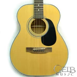 Bristol Baby BB-16 Acoustic Guitar in Natural - BB-16 for sale