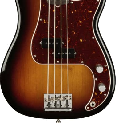 Fender American Professional II Precision Bass RW 3-Color Sunburst w/case