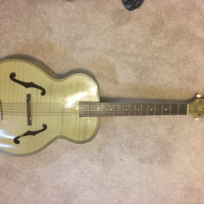 Harmony Archtone H1214 Ivory 1957 for sale