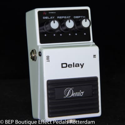 Denio DL-05 Delay, analog delay with MN3208 BBD