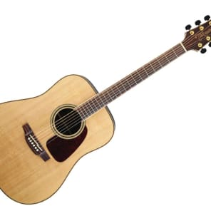 Takamine Dreadnought Acoustic Guitar - Natural/Rosewood- GD93NAT for sale