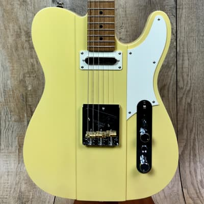 Reverend Greg Koch Signature Gristlemaster Pow Yellow for sale