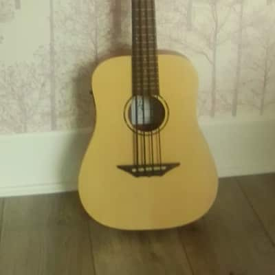 Harley Benton Kahuna CLU Bass Ukulele for sale