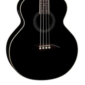 Dean Acoustic-Electric Bass, Classic Black ,EAB CBK for sale