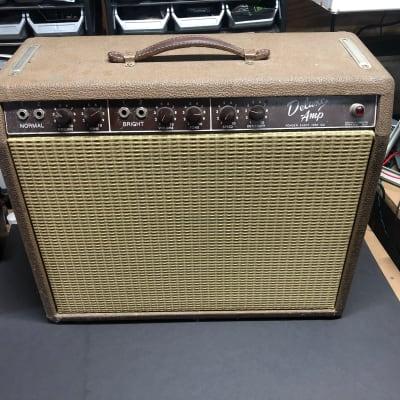 Fender Deluxe 1963 Brown