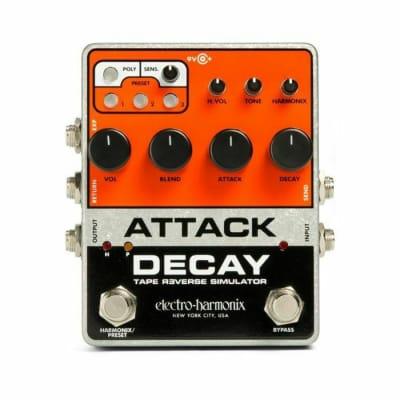 Electro Harmonix Attack Decay Tape Reverse Simulator Pedal (B-STOCK) for sale